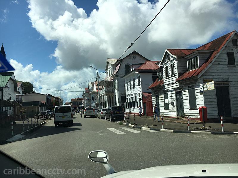 Suriname CCTV